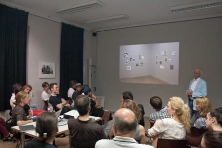 OKS Ateliergespräch mit Sara-Lena Maierhofer