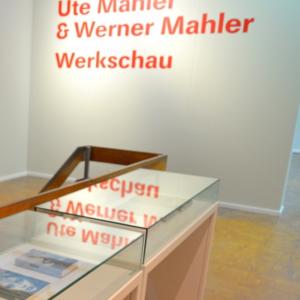Exhibition - Ute Mahler und Werner Mahler_Werkschau